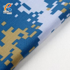 CVC 60/40 Camouflage Military Multicam Fabric for Uniform