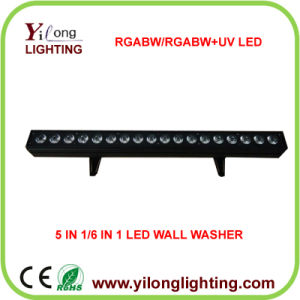 Indoor Wall Washer 18PCS Rgabw 5in1 High Power PAR LED