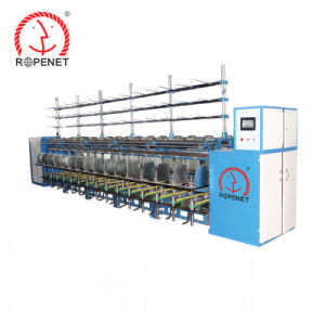 China Hot Sell Professional Fancy Twine Machine