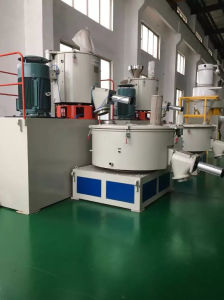SGS Vertical High Speed Heating/ Cooling PVC Mixer Unit/ System/ Group