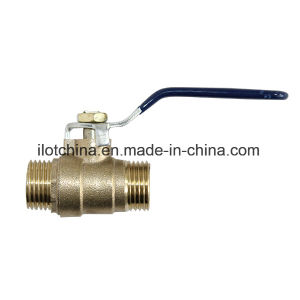 Ilot Brass Ball Valve Total Switch pictures & photos