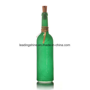 Green Wine Bottle Cork String Lights Battery Ed For Christmas Diy Wedding Party Decor