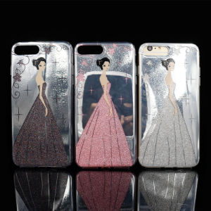 Whole Tpu Wedding Dress Phone Case For Iphone 7