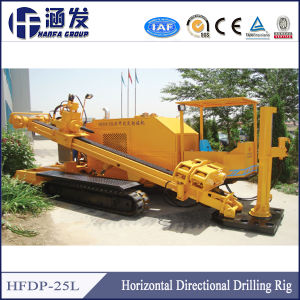 Hfdp-25L Horizontal Directional Drilling Machine/Rock Drilling Machine pictures & photos