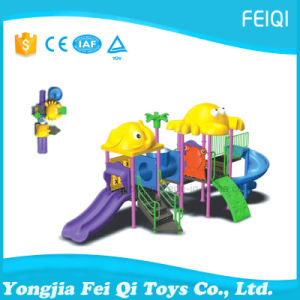 New Plastic Children Outdoor Playground Kid′s Toy Animal Series-Elephant (FQ-KL070A)