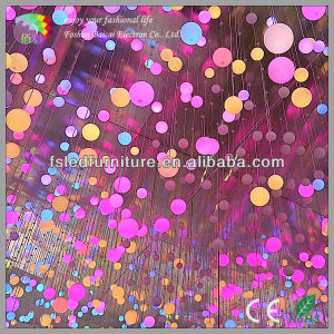 Waterproof Glowing Hanging Ball Decoration Ideas for Party
