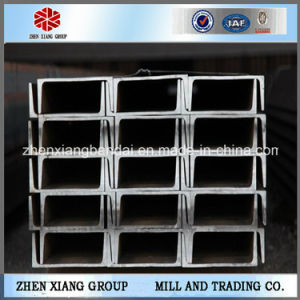 China Supplier Steel Channel / U Channel / C Channel pictures & photos