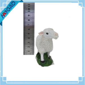 1pair Little Lamb Sheep Resin Figurines Figure Home Decor christmas Gift pictures & photos