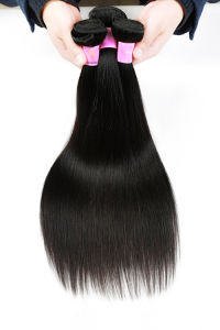 "Top Quality Remy Human Hair Weaving Silky 20"" pictures & photos"