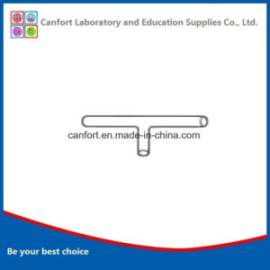 Laboratory Glassware Connection Tube/Joint Pipe, T Shape pictures & photos