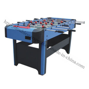 Cheapest Soccer Table MDF Football Game Factory Whole Sale pictures & photos