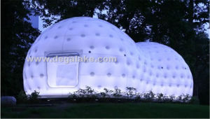 Giant Inflatable Tea House Tent / Inflatable Peanauts Tent for Party