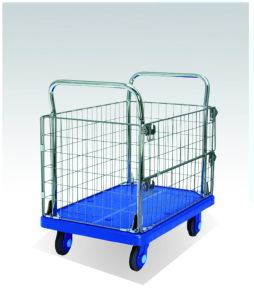 Supermarket Handcart, Shopping Trolley, Hand Trolley pictures & photos