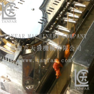 Automatic Gas Rolling Yakitori BBQ Machine pictures & photos