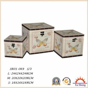 Antique Furniture Storage Box, Gift Box for Presents and Decoraton