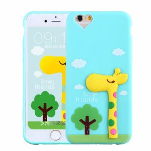 competitive price c2d0a 7cf38 3D Silicone Cartoon Custom Rubber Character Cell Phone Case