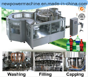 CSD Drink Filling Machine (DCGF) pictures & photos