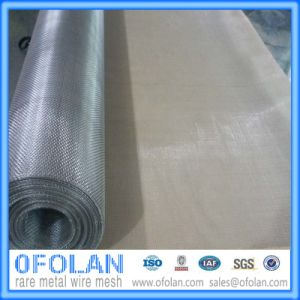 Electrode Nickel Wire Mesh/Netting in Battery Pack or Electrolytic Tank pictures & photos
