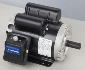 Single Phase Air Compressor AC NEMA Motor pictures & photos