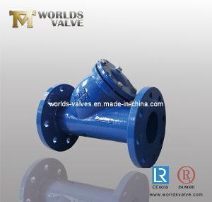 Flange Ends Y Type Filter (GL41-10/16)