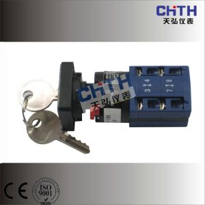 LW26-10X-2 Rotary Switch with Key