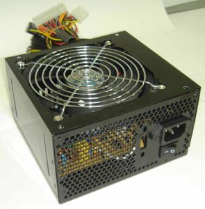 Silent 12cm Fan Power Supply (250W-400W)