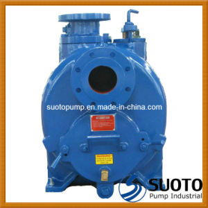 Self-Priming Non-Clogging Sewage Water Pump pictures & photos