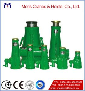 Large Capacity Lifting Manual Screw Jack pictures & photos