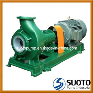 Teflon Lined Pump for Highly Corrosive Liquid pictures & photos