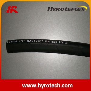 High Quality Hydraulic Hose SAE 100r3 pictures & photos