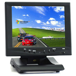 8 Inch LCD Monitor With Touchscreen Display (FA801T) pictures & photos