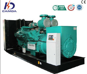 Cummins Diesel Generator with CE and ISO Approval (21-1200kW)