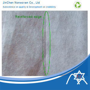 Edge Reinforced PP Nonwoven Spundonded Fabric pictures & photos