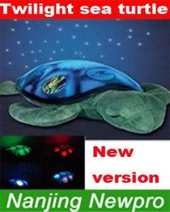 China Cloud B Twilight Sea Turtle Night Light Star Guide