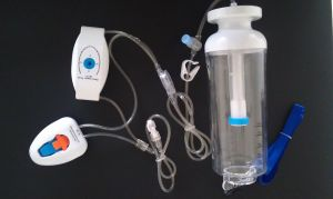 Disposable Multirate Infusion Pump pictures & photos