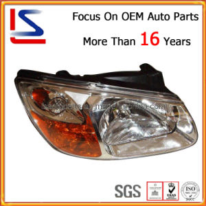 Auto Spare Parts Head Lamp for KIA Cerato ′07 (LS-KL-090) pictures & photos