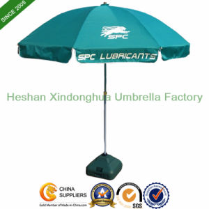 48 Inch Beach Umbrella with Customized Logos for Advertising (BU-0048W) pictures & photos