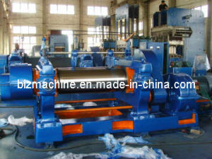 Two Roller Mixing Mill Machine (XK-450) pictures & photos