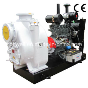 T Series Self-priming Sewage Centrifugal Water Pump pictures & photos