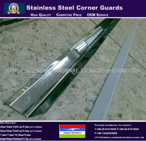 Shop Fitting Stainless Steel Corner Guards