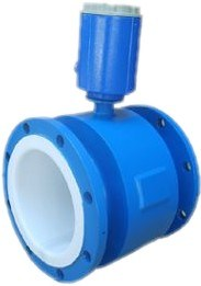 Battery Powered Electromagnetic Flowmeter pictures & photos