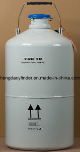 Big Mouse Liquid Nitrogen Container 10L (YDS-10-210)