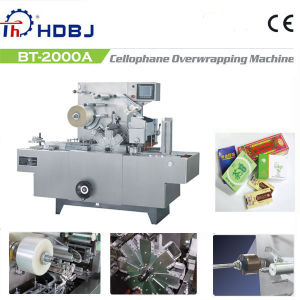 Automatic Tea Carton Wrapping Machine (BT-2000A) pictures & photos
