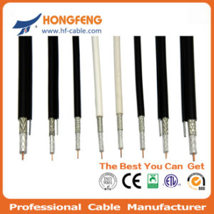 Sell Good Quality 75ohm Coaxial Cable RG6 pictures & photos