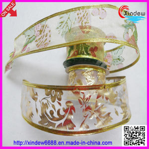 Organza Ribbon (XDOR-002) pictures & photos