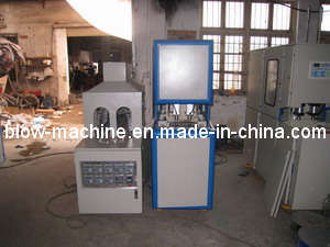 CE Approved0.2L-20L Semi Automatic Bottle Blowing Mould Machine (JS2II) pictures & photos
