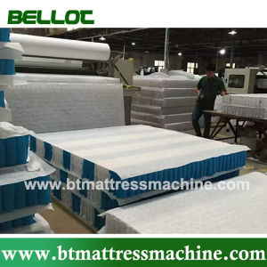 The Largest Mattress Pocket Spring Manufacturer
