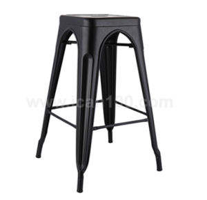 Powder Coated Metal Tolix Bar Stool Chair (DC-05003) pictures & photos