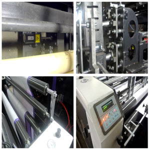 Fully Automatic Nonwoven Box & Loop Handle Bag Making Machine Line pictures & photos