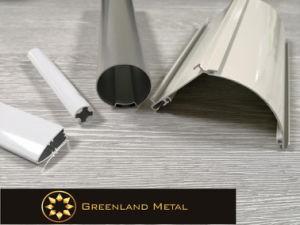 Roller Blind/ Zebra Blind Aluminium Tubes and Bottom Rails